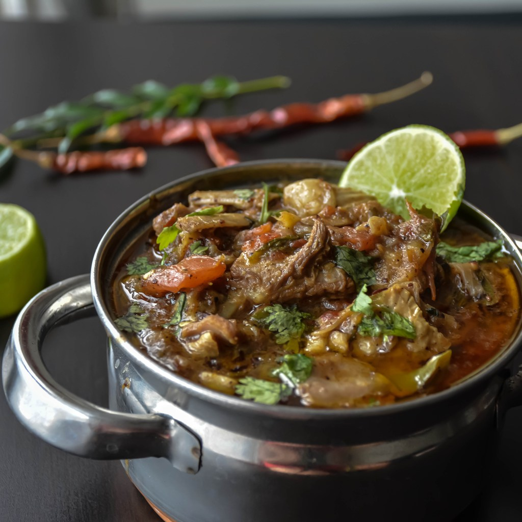 Meat indian delights south africa south african lamb kadai curry recipe forumfinder Images
